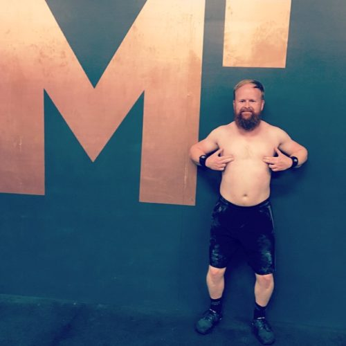 September 2017 M Squared Fitness Andy Ford Manchester Crossfit