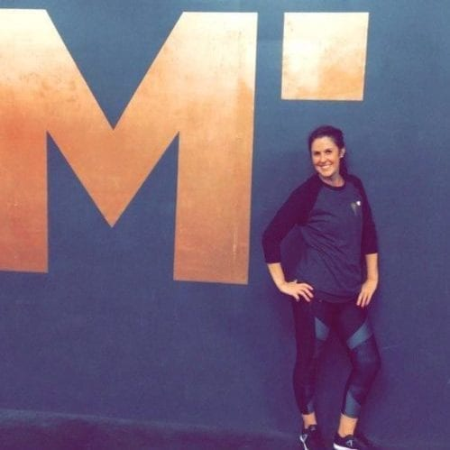 Member of the Month October 2017 M Squared Crossfit Fitness Manchester