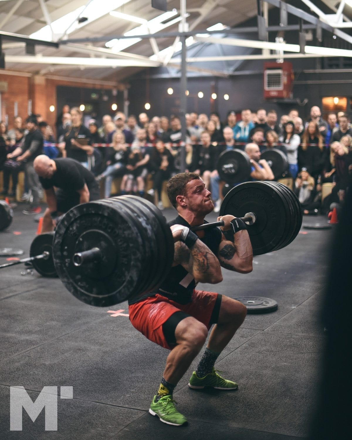 feMale CrossFit Competition - Winter - M Squared, Manchester