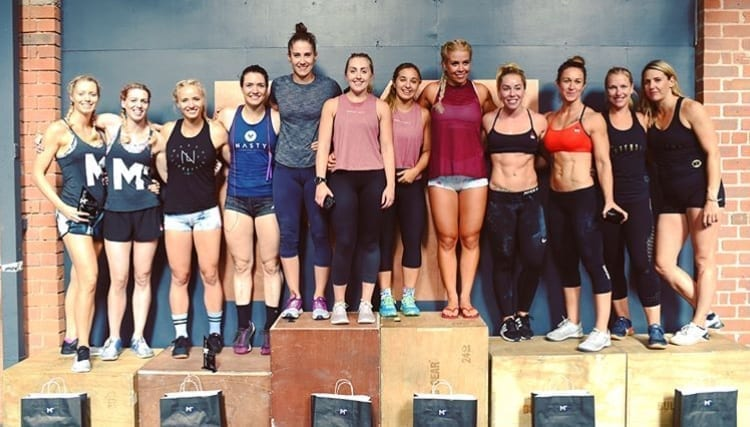 CrossFit Competitions aren't just for the elite you know!